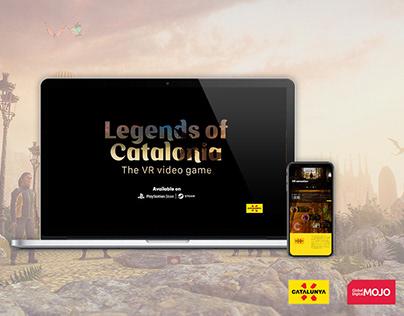JAPAN TOURISM WEBSITE: LEGEND OF CATALONIA