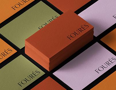 Fourès: Brand Identity