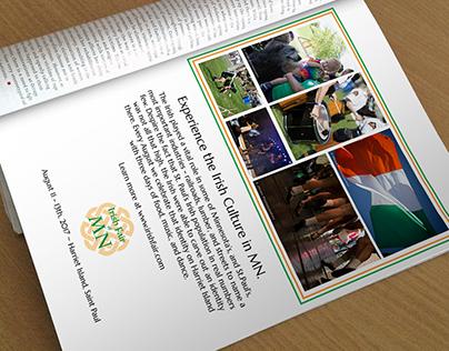 Irish Fair of Minnesota Rebranding