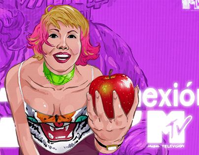 Ruth Infarinato Conexion MTV