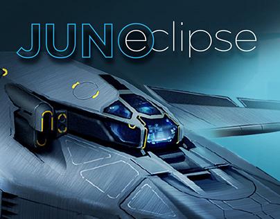 JUNO eclipse