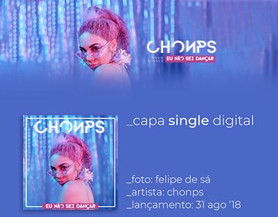 CHONPS - Eu Não Sei Dançar