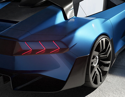 Mustang Mach GT