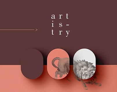 Artistry Logo Folio