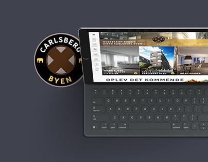 Carlsberg Byen - website 2015