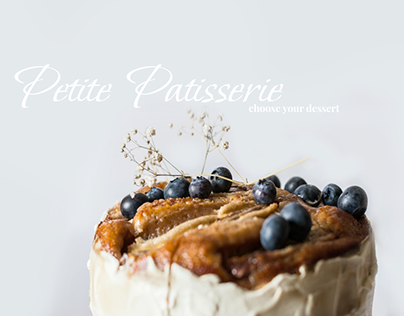 Landing page | Confectionery – Petite Patisserie