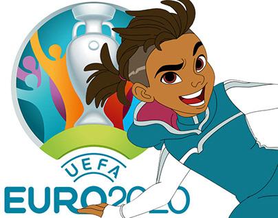 UEFA EURO 2020 - the Skillzy story