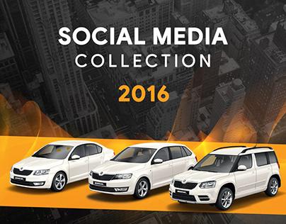 Social Media 2016 Collection