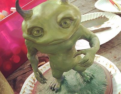 Wendell Sculpture