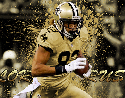 color rush jerseys saints