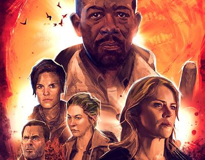 'Fear the Walking Dead' Poster