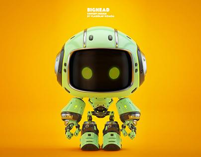 BIGHEAD robot