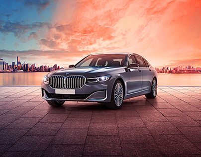 BMW 7 Series - Concept Campaign