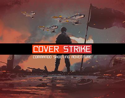 Cover Strike Commando Shooting Adventure 2020