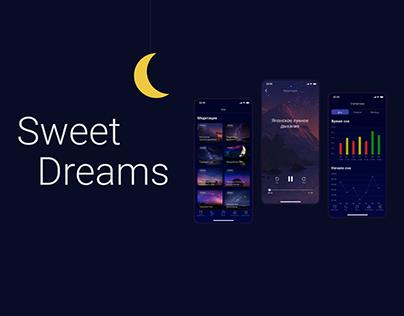 Sweet Dreams - healthy sleep app