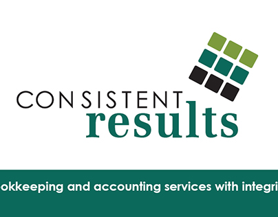 Consistent Results Business Card