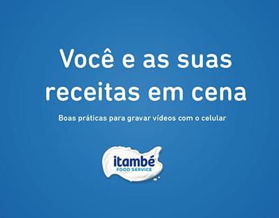 Itambé Food Service - Manual de para embaixadoras