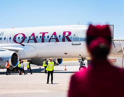 Qatar Airways - Welcoming the World's Best Airline