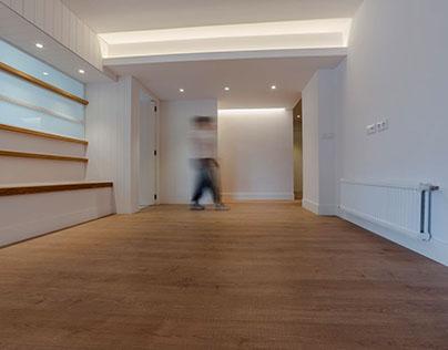 Reforma de vivienda en A Coruña. Proyecto Arquifactoria