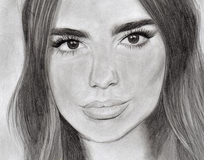 Portraits - pencil