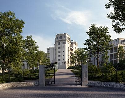 Eötvös Villapark
