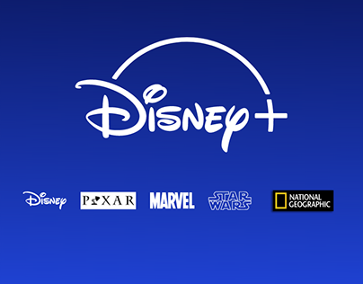 Disney Plus Streaming Service App