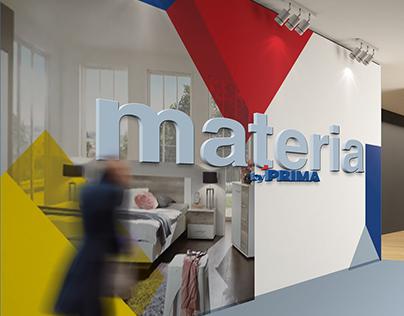 Materia Prima - Rebranding PRIMA furniture store