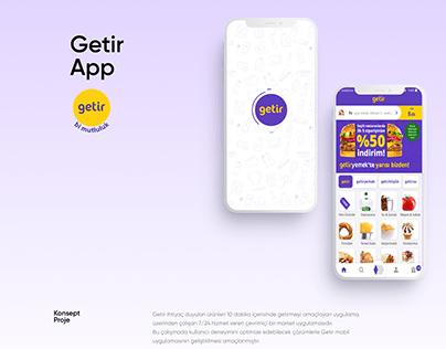 Getir App Eklenti Önerisi
