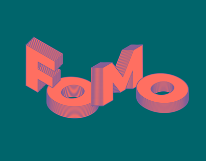 FOMO Music Festival Rebrand