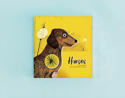 HUESOS. CHILDREN BOOK