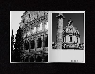 From Italy - Photo Book