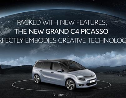 Citroën: Grand C4 Picasso