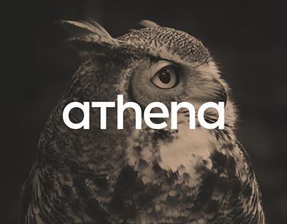 ATHENA | Agency Brand