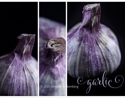 Garlic/Knoblauch