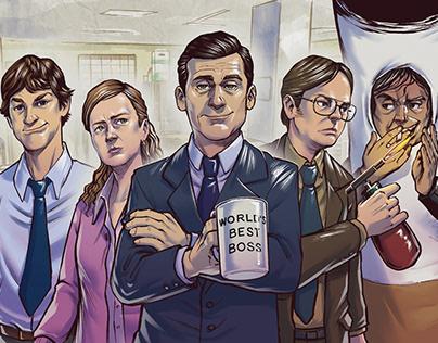 NERDCAST 740 - The Office: O júbilo do Constrangimento