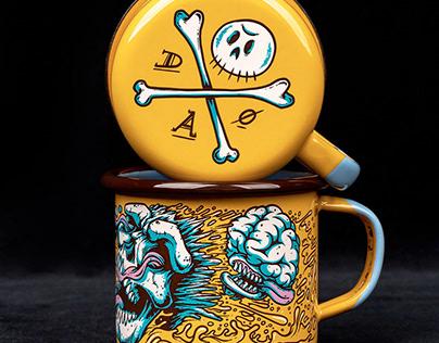 a Coffe Mug for Dead Or Alive Coffe