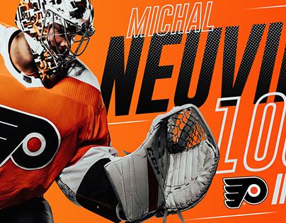 Philadelphia Flyers Internship
