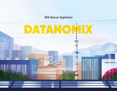 DATANOMIX - QLIK SENSE