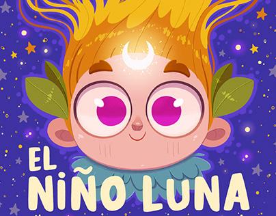 """""""EL NIÑO LUNA"""""""