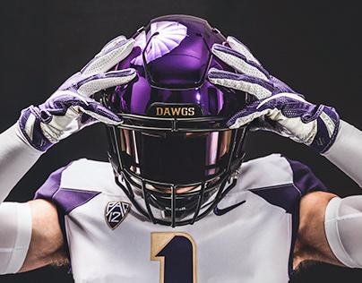 2018 Purple Chrome Helmet Reveal