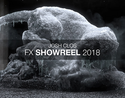 FX Showreel 2018