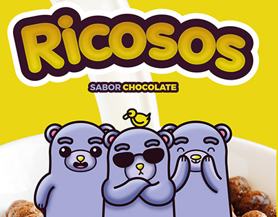 Ricosos - Cereal infantil