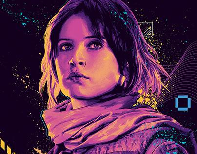 Star War Rogue One Alternative Movie Poster