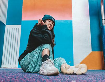 Street Wear Story in Paris