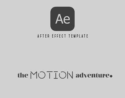 The motion adventure.