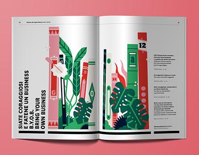 Illustratore Italiano No.5 - Cover story illustrations
