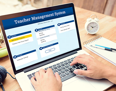 Teacher management system