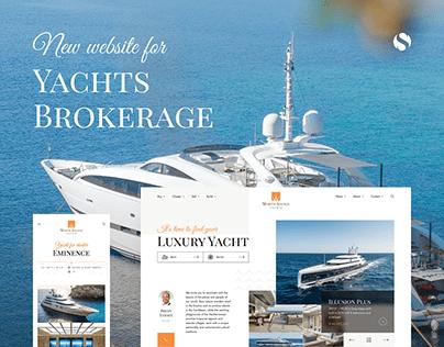 Worth Avenue Yachts Website