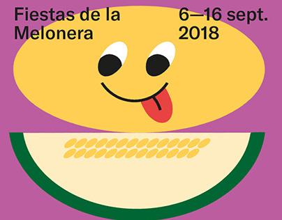 Fiestas de la Melonera 2018