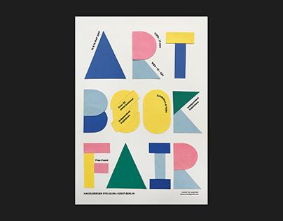 Art Book Fair Posters